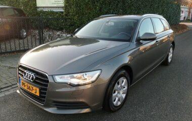 Audi A6 Avant 2.0 TDI Pro Line, BJ`2013, Navigatie, Multimedia, Xenon !nl