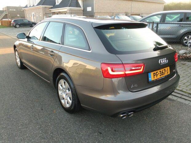 Audi A6 Avant 2.0 TDI Pro Line, BJ`2013, Navigatie, Multimedia, Xenon !en full